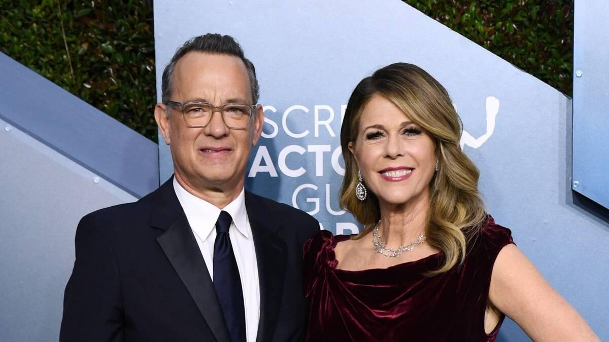 Том Хэнкс и Рита Уилсон пожертвуют кровь для вакцины от коронавируса