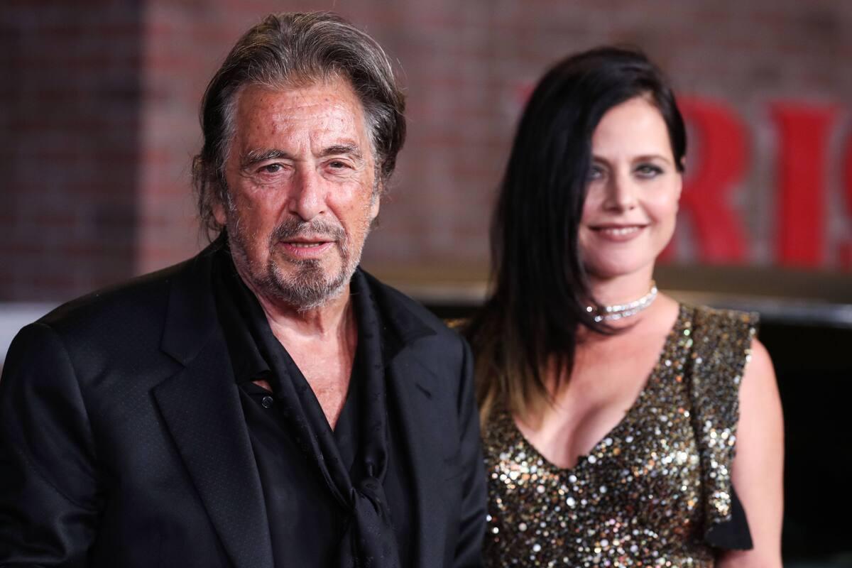 40-летняя возлюбленная Аль Пачино бросила актера спустя два года отношений