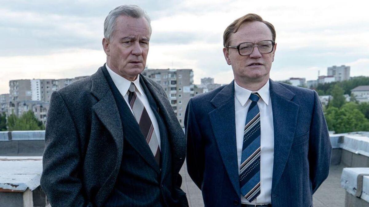 Стеллан Скарсгард пошутил, что его брови в «Чернобыле» подарили ему первый «Золотой глобус»
