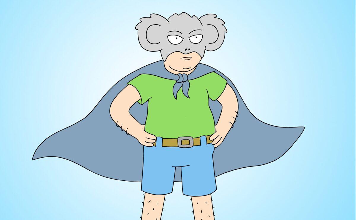 Соавтор «Рика и Морти» выпустит комедийный мультсериал для взрослых «Человек-коала»