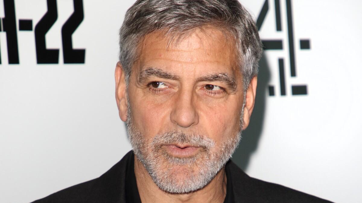 Ждут близнецов? 60-летний Клуни вновь станет отцом
