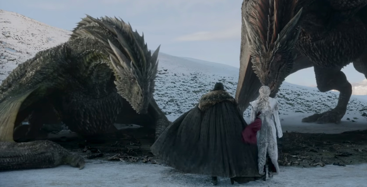 Спустя два года после премьеры восьмой сезон «Игры престолов» получил новый трейлер