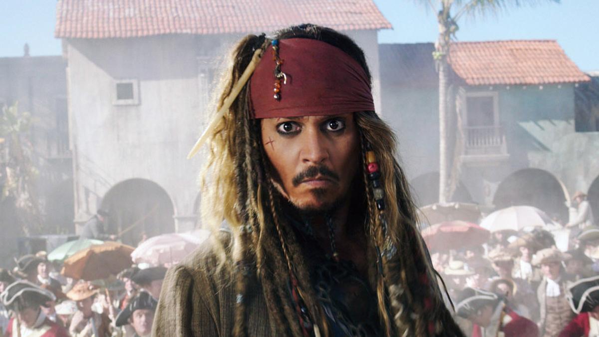С одним «но»: Джонни Депп вернется к роли Джека Воробья