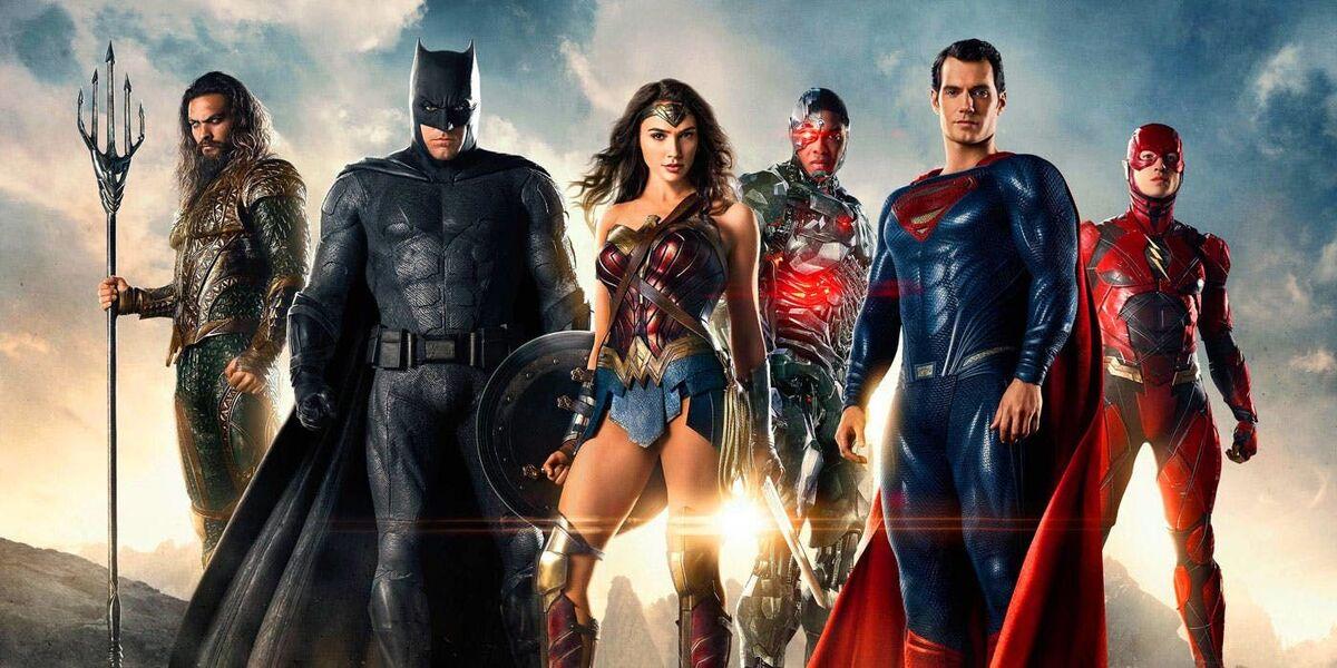 Раскрыты названия всех шести частей «Лиги справедливости» Зака Снайдера