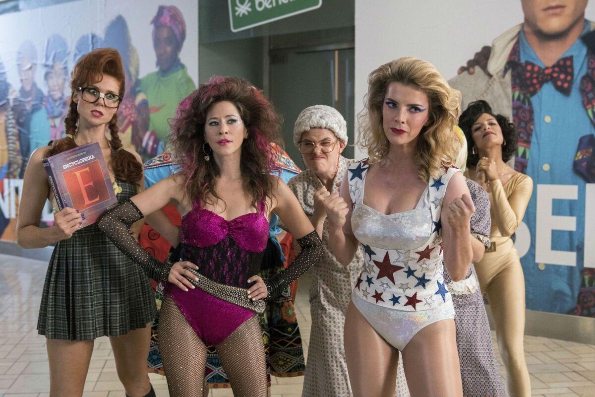 Netflix закрыл «Блеск», хотя ранее продлил сериал на 4 сезон