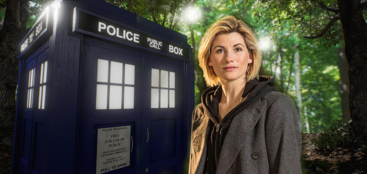 Джоди Уиттакер рассказала, каково быть первой женщиной в роли Доктора Кто