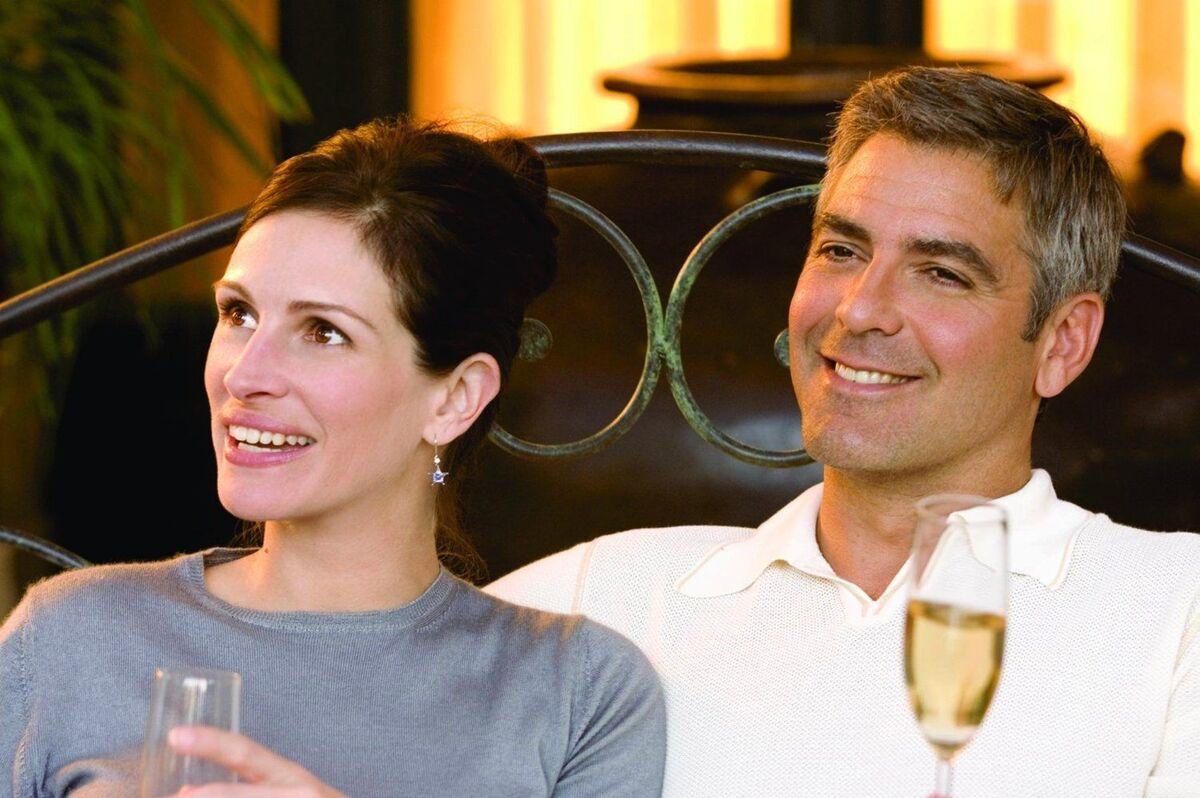 Джордж Клуни заманил Джулию Робертс в фильм «Одиннадцать друзей Оушена» при помощи забавной уловки