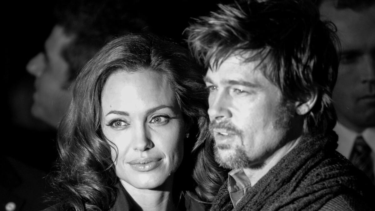 Сдаваться не намерен: Питт вновь подложил Джоли свинью