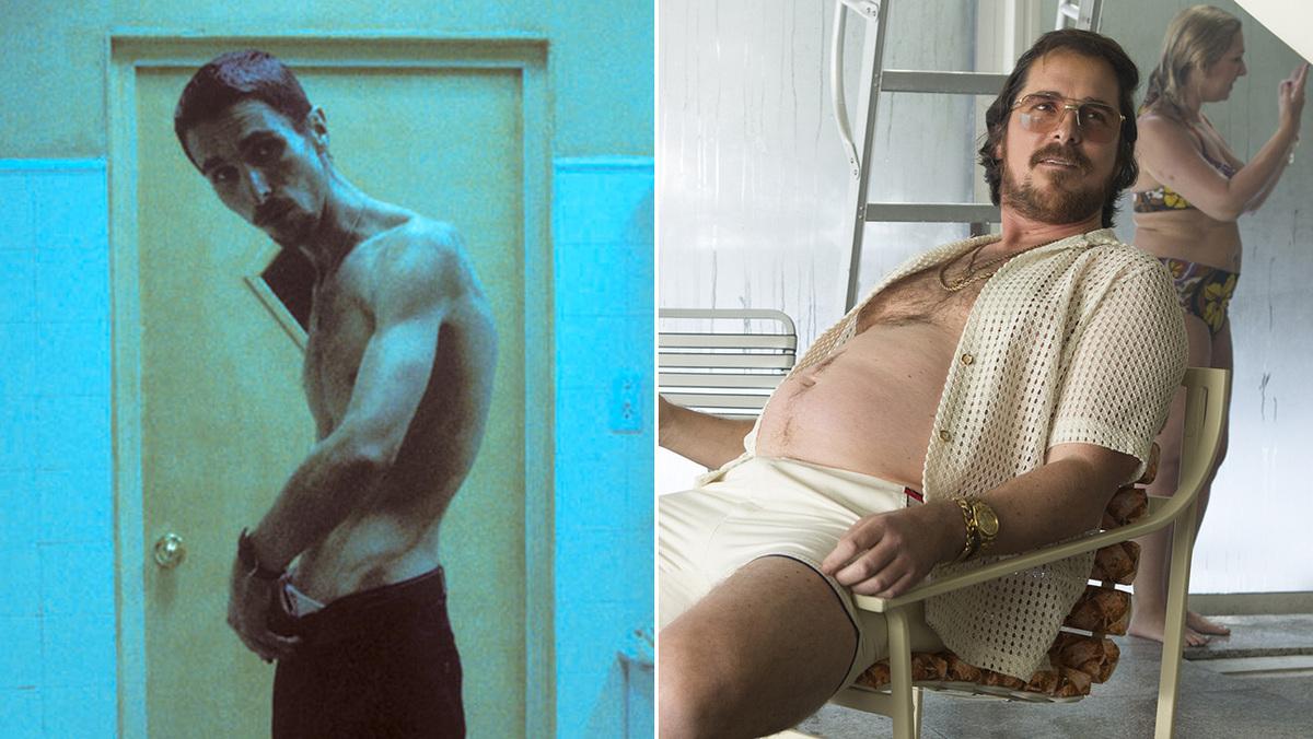 Блогеры выяснили, сколько килограммов Кристиан Бейл терял и набирал за карьеру