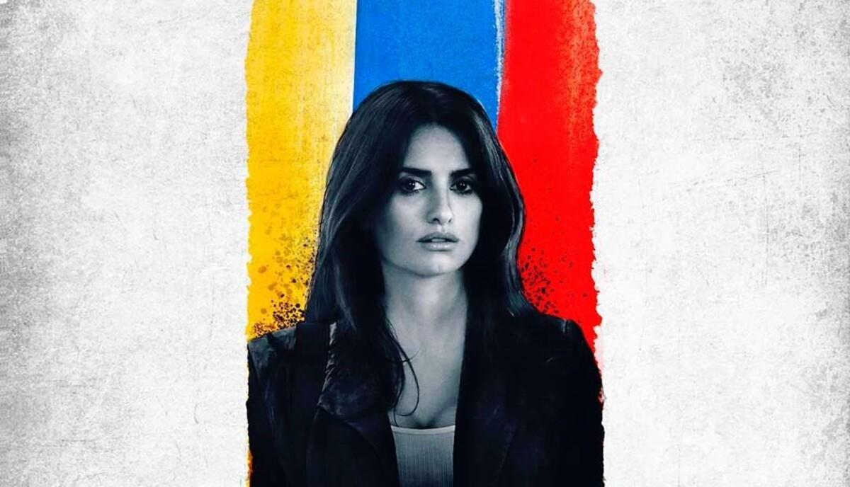 Пенелопу Крус раскритиковали армяне и азербайджанцы из-за флага на постере «355»