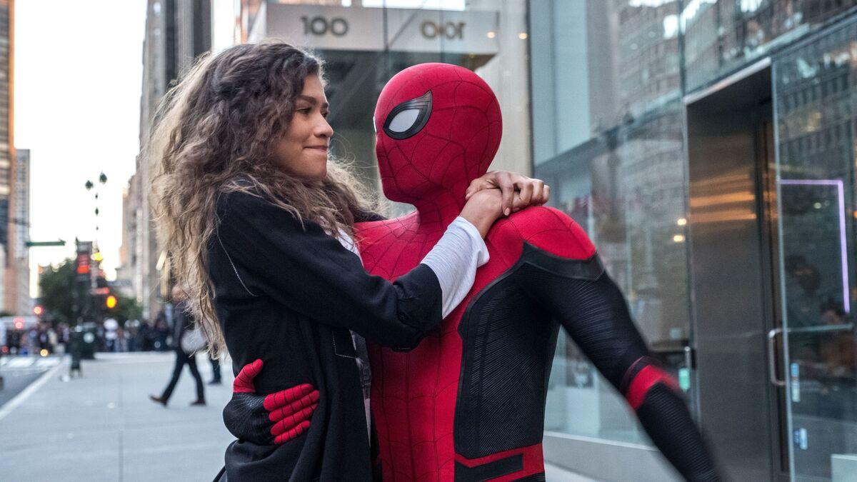 Зендая ответила на слухи о Тоби Магуайре и Эндрю Гарфилде в «Человеке-пауке 3»