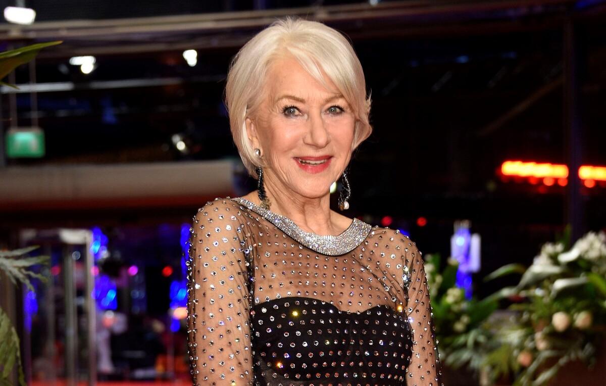 «Самая крутая вещь»: 75-летняя Хелен Миррен была рада погонять в «Форсаже 9»