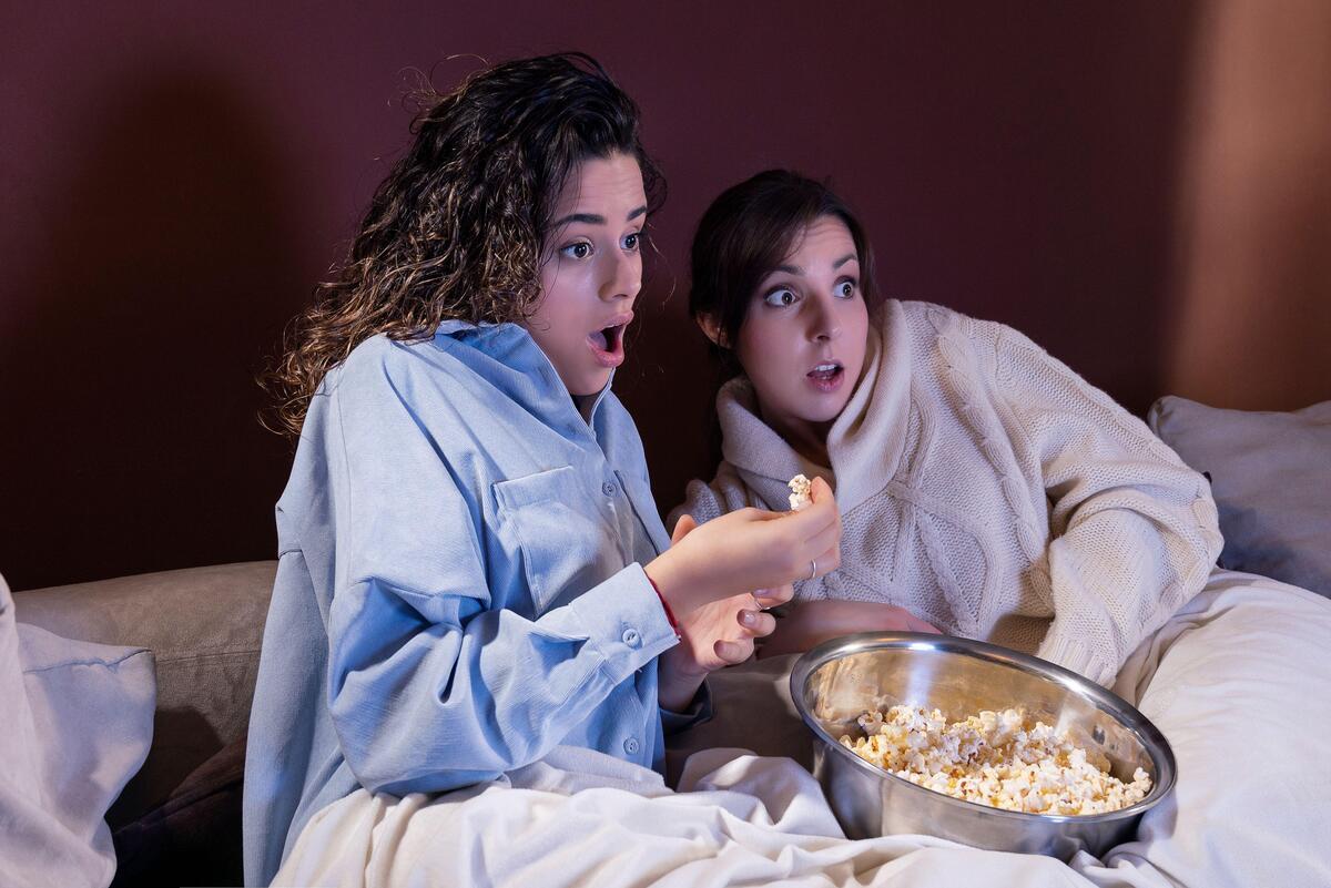 Тест на выживание: сумели бы вы остаться в живых в фильме ужасов?