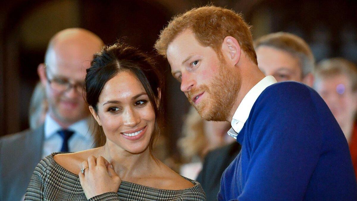 Перетрудились: принц Гарри и Меган Маркл ушли в совместный декрет после рождения дочери