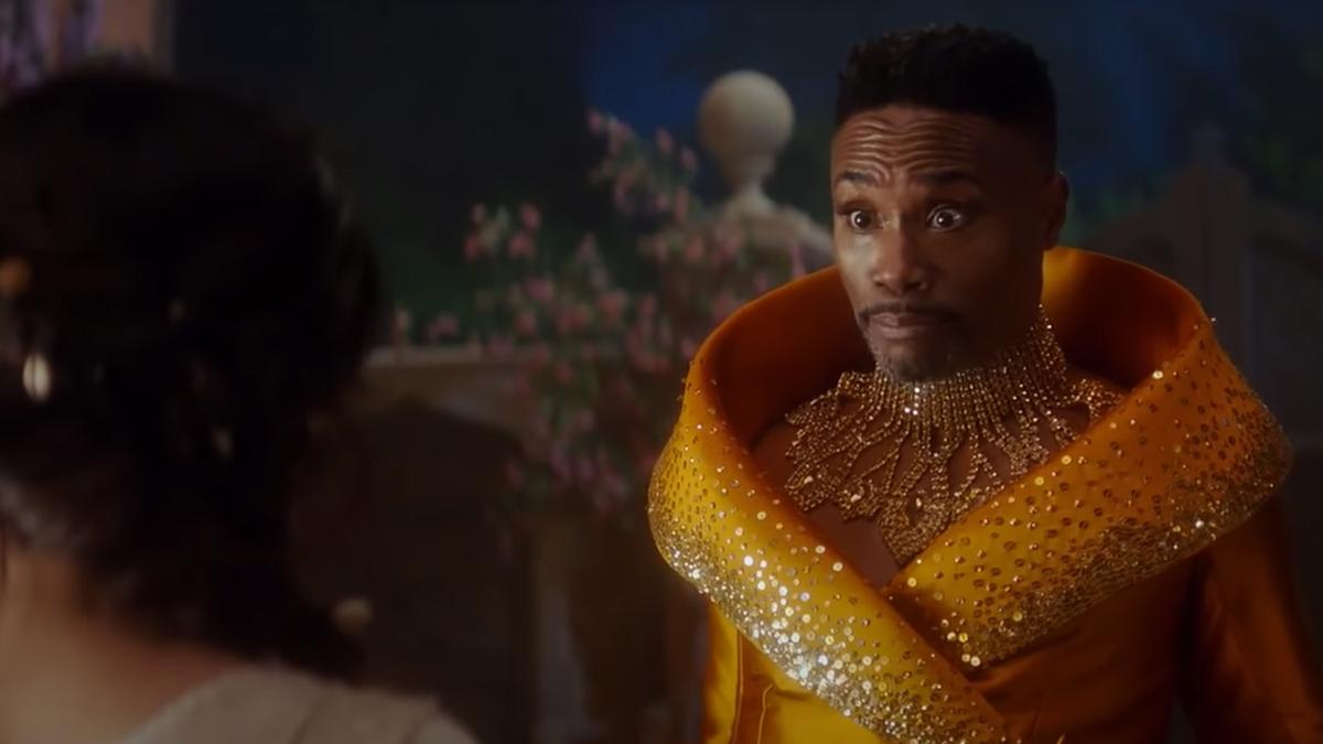 Темнокожий гей в роли феи-крестной: вышел первый трейлер «Золушки»