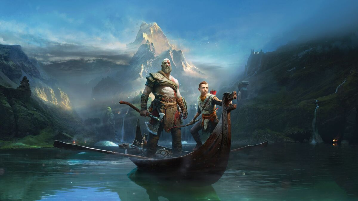Кратос останется в играх: Sony не планируют фильм или сериал по God of War