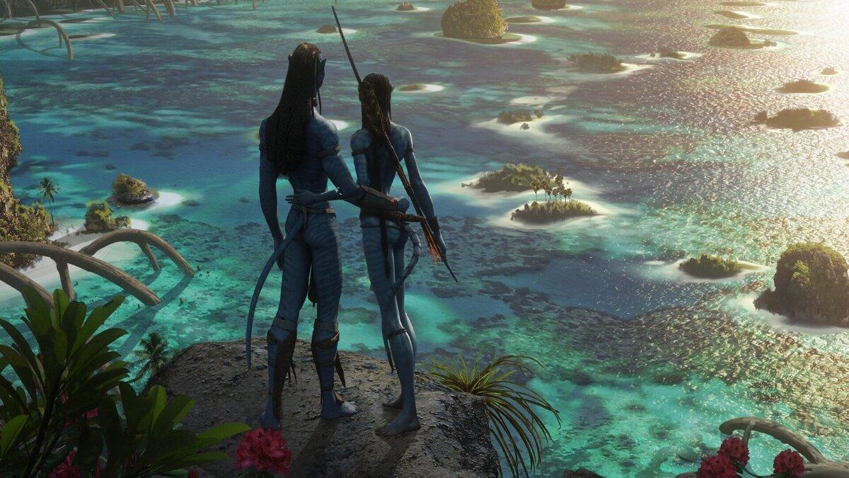 Джеймс Кэмерон демонстрирует концепт-арты подводного мира из «Аватара 2»
