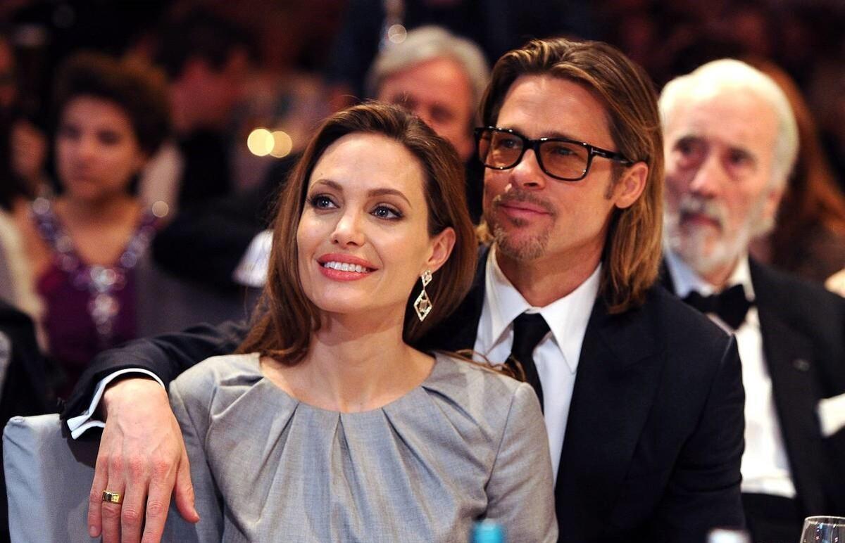 Анджелина Джоли считает развод с Брэдом Питтом «правильным решением»