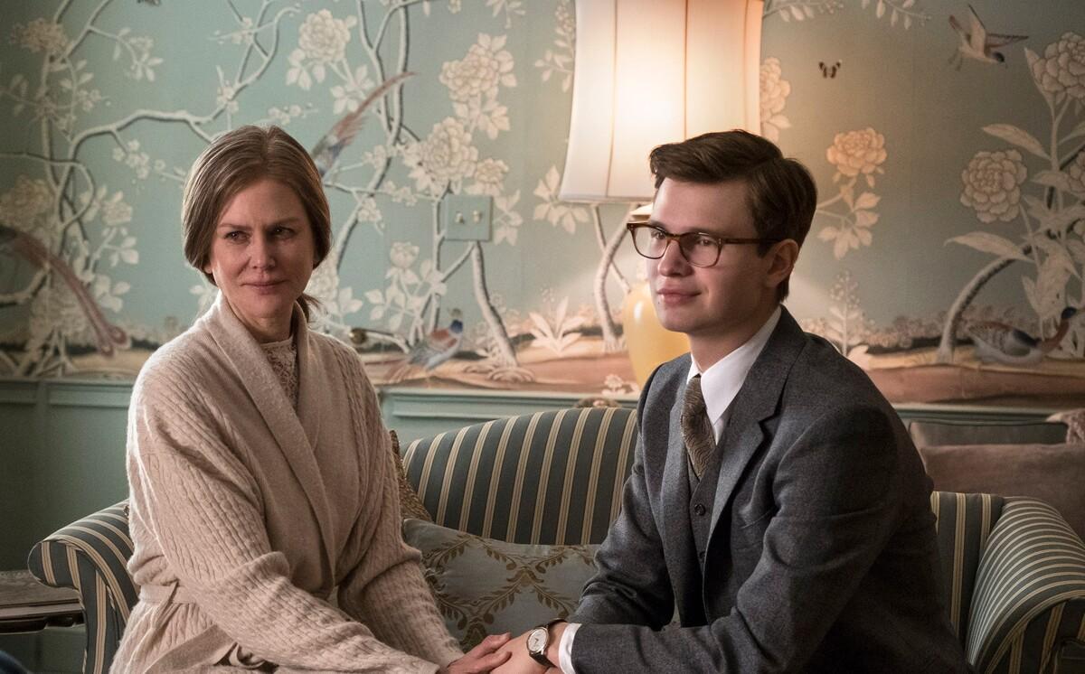 Энсел Элгорт ответил на критику его роли в «Щегле»: «А маме нравится»