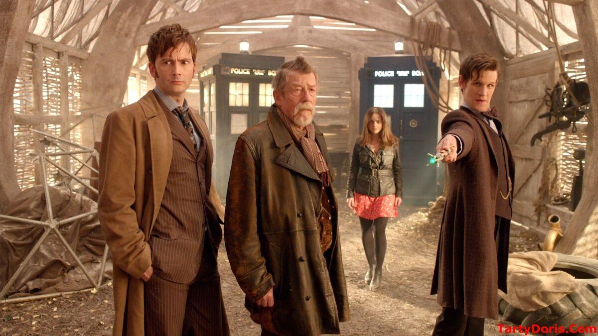 Джоди Уиттакер хочет сняться с Дэвидом Теннантом и Кристофером Экклстоном в «Докторе Кто»