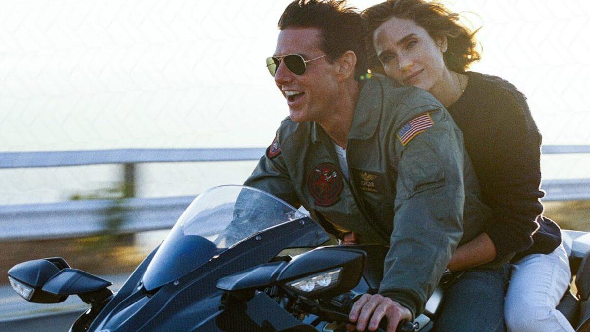 Дженнифер Коннелли о съемках с Томом Крузом в «Топ Гане: Мэверик»: «Так боялась забыть слова»