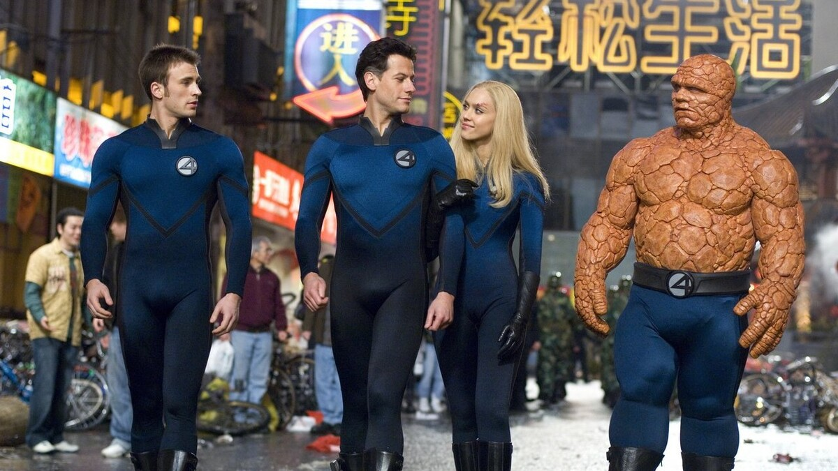 «Еще не время»: Marvel скрывает актеров «Фантастической четверки»