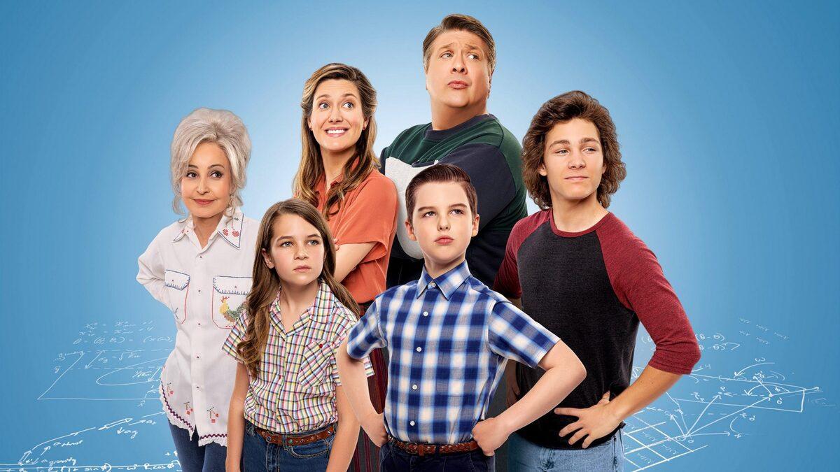Сериал «Детство Шелдона» продлен еще на три сезона