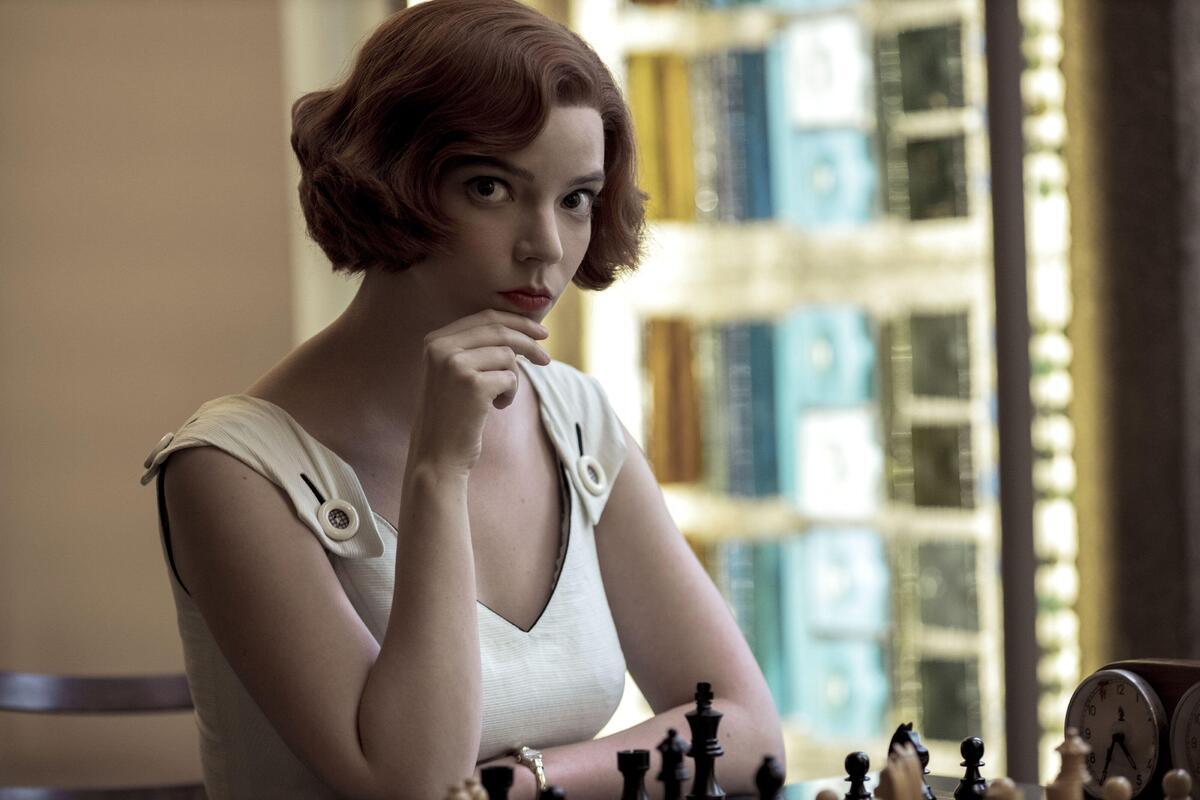 Аня Тейлор-Джой стала богаче благодаря сериалу «Ход королевы»