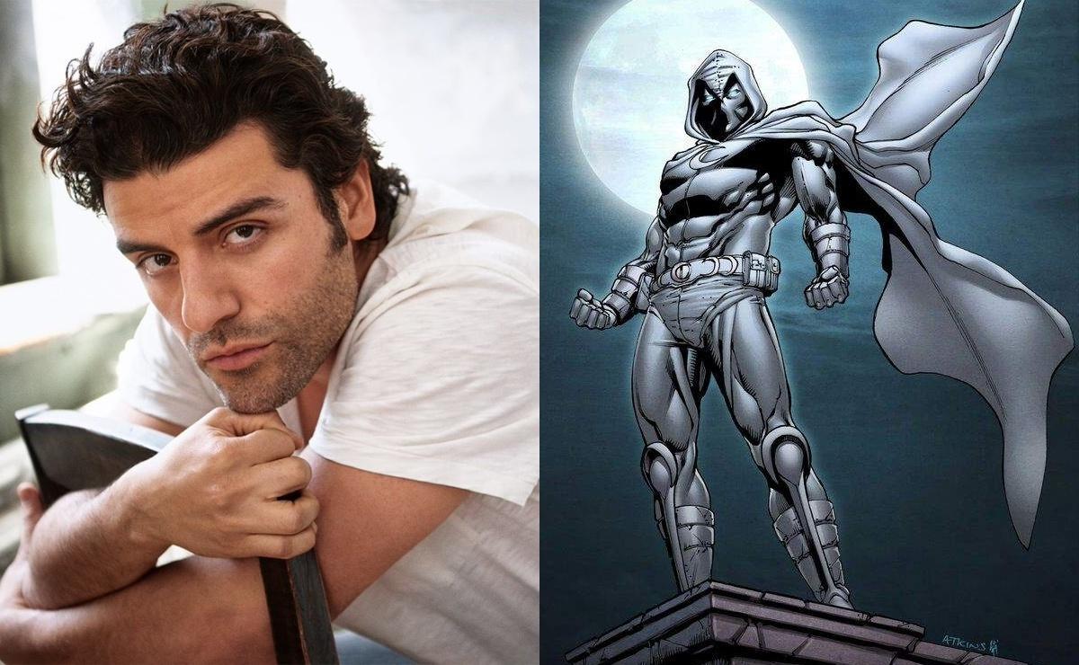 Оскар Айзек присоединится к киновселенной Marvel в образе Лунного рыцаря