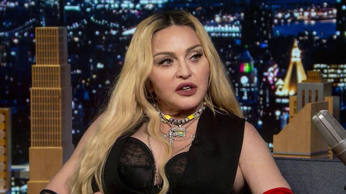 «Глупая чушь»: Мадонна винит мужчин в плохих фильмах о себе