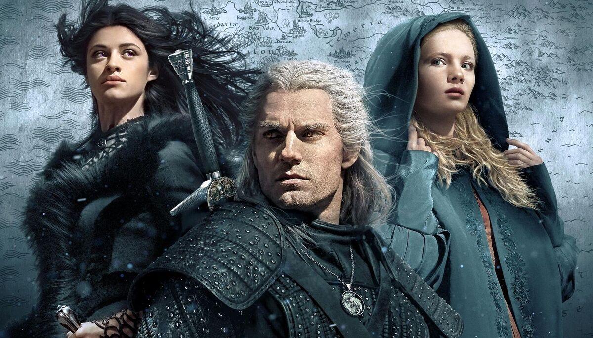 «Создан для убийств»: Netflix показал постер второго сезона «Ведьмака»