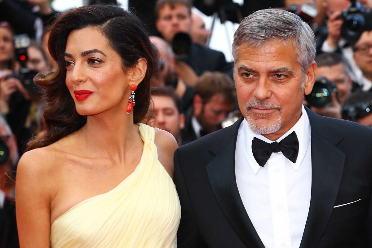 «Ад на земле»: друзья Джорджа Клуни переживают за его брак с Амаль