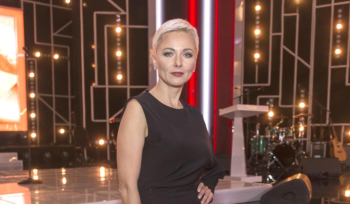 48-летняя Дарья Повереннова ответила, готова ли родить ребенка новому мужу