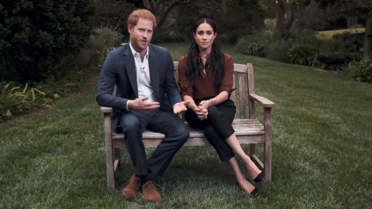 Принц Гарри и Меган Маркл впервые выступили на телевидении после «Мегзита»
