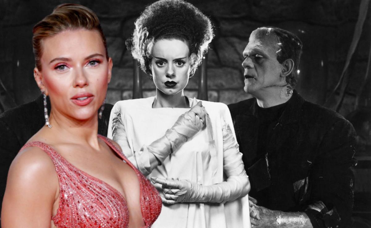 Скарлетт Йоханссон станет Невестой Франкенштейна в переосмыслении культового фильма