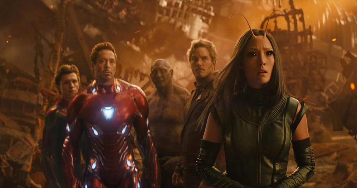 Фанат Marvel установил рекорд по количеству просмотров «Мстителей: Финал»