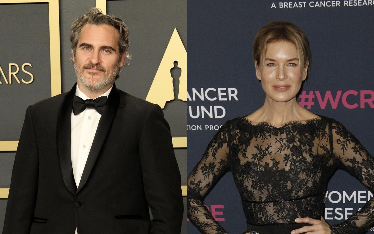 Рене Зеллвегер, Хоакин Феникс и Аквафина вручат награды «Золотого глобуса-2021»