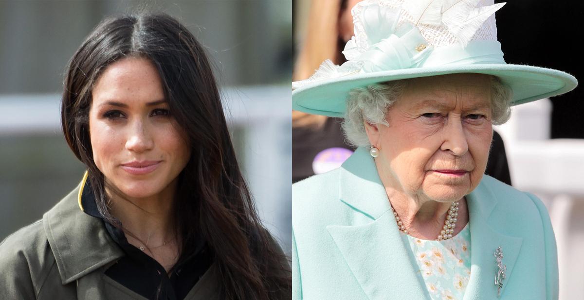 «Жесткая разборка!»: Меган Маркл готовится к «схватке» с Елизаветой II