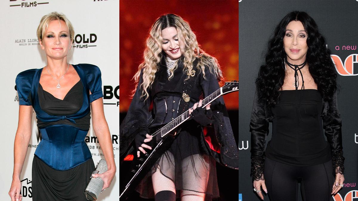Тогда и сейчас: как изменились Патрисия Каас, Мадонна, Шер и другие певицы 90-х