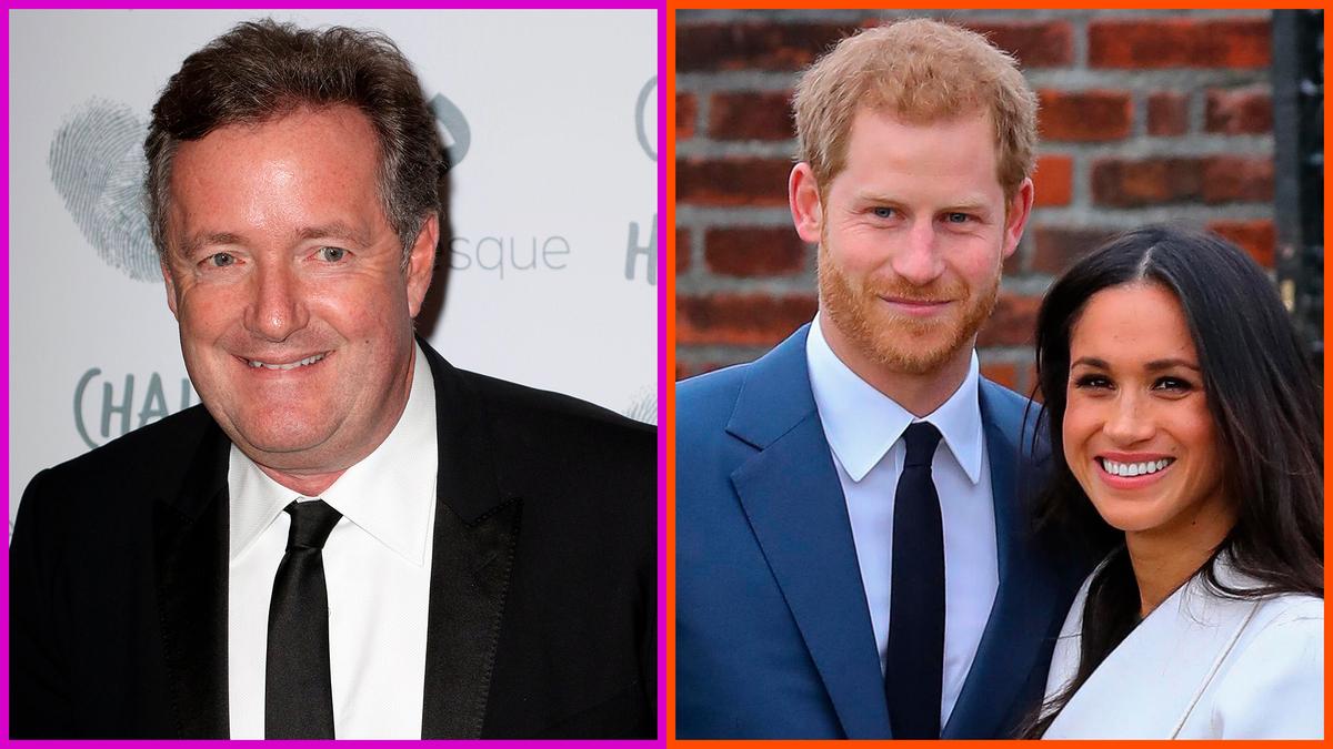 «Какая ирония»: скандальный Пирс Морган высмеял имя дочки Гарри и Меган