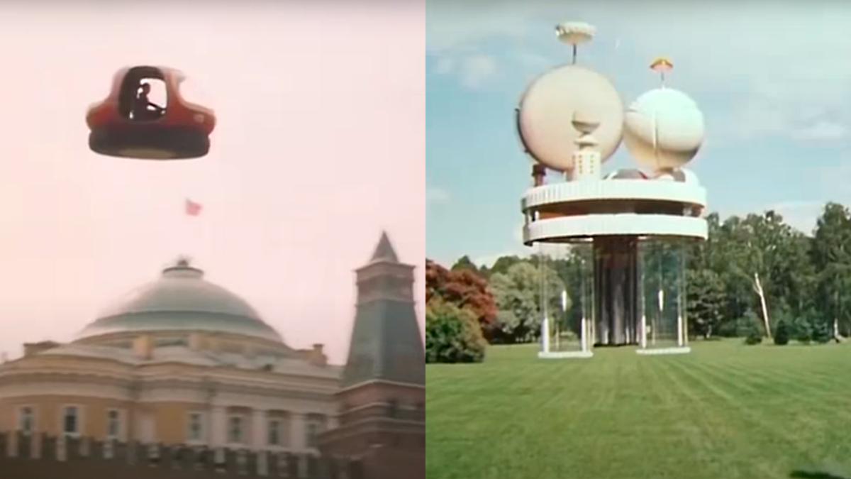 Кино «на коленке»: спецэффекты в советских фильмах