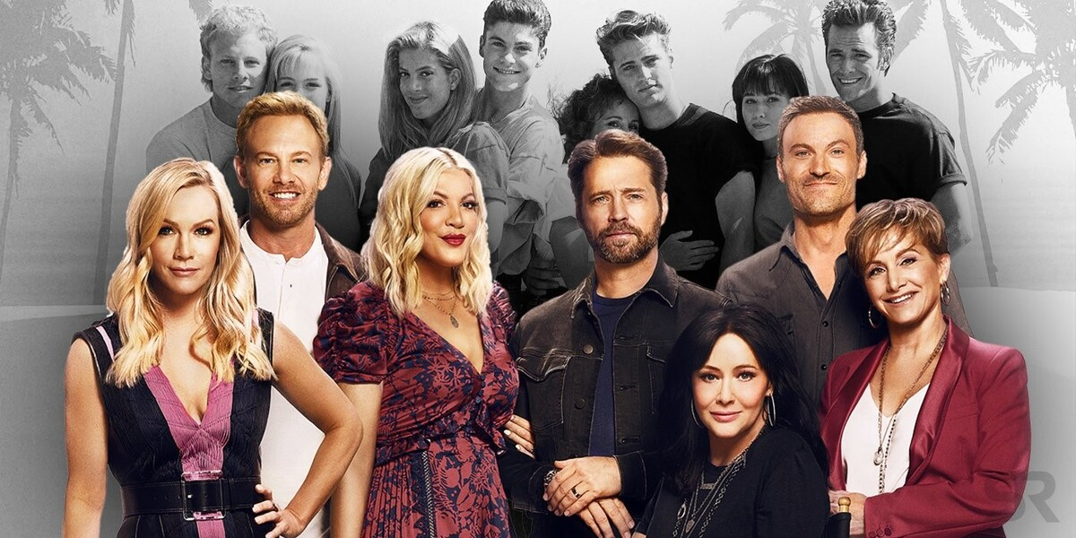 Шеннен Доэрти сыграла в ребуте «Беверли-Хиллз 90210» из-за смерти Люка Перри и рака груди