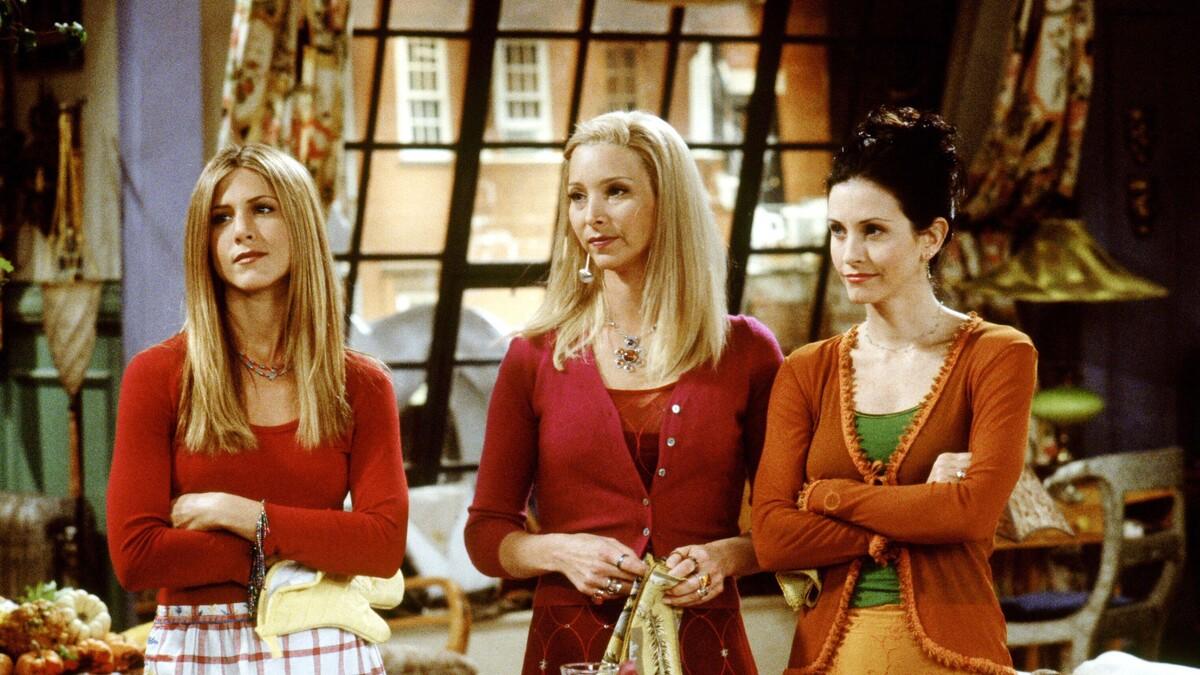 Лучшее трио снова вместе: актрисы «Друзей» оторвались на вечеринке
