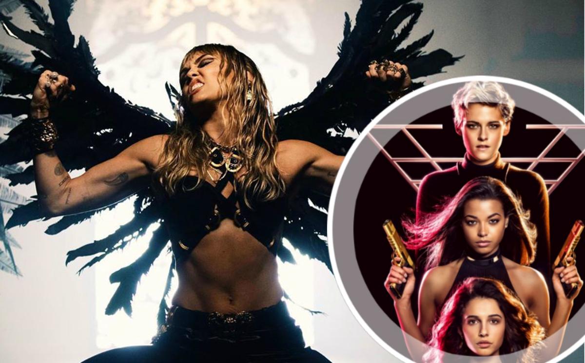 Майли Сайрус, Лана Дель Рей и Ариана Гранде представили саундтрек и клип к «Ангелам Чарли»
