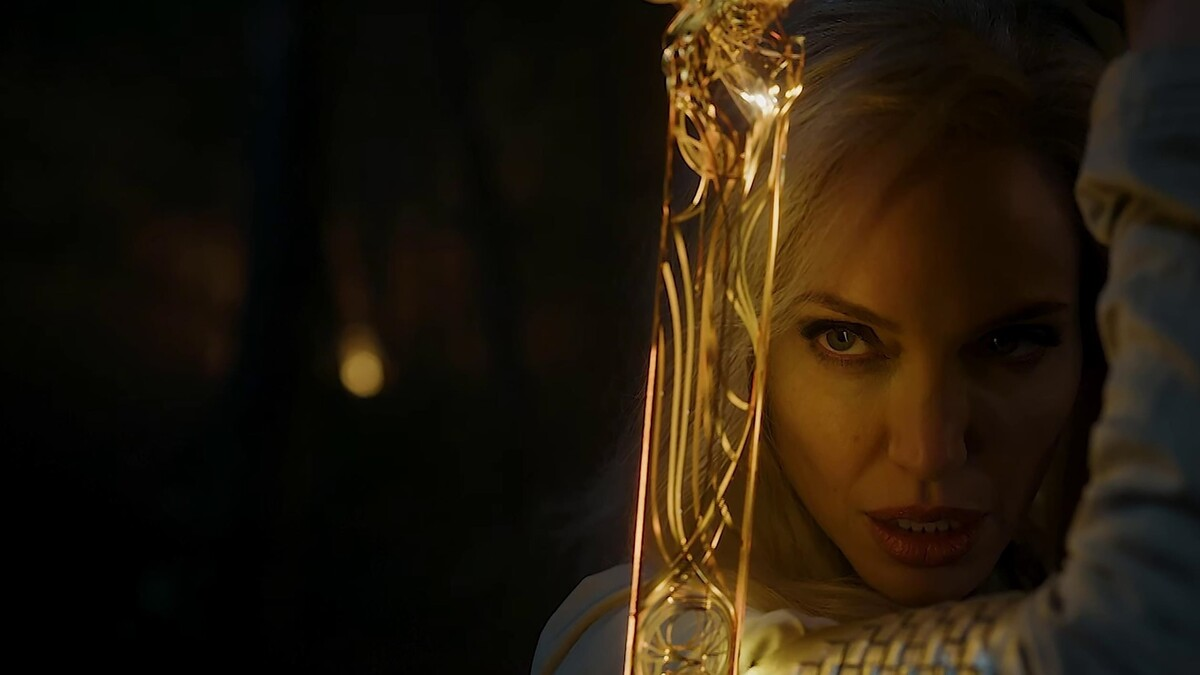 Marvel потратились на звезд: вышел первый трейлер фильма «Вечные»