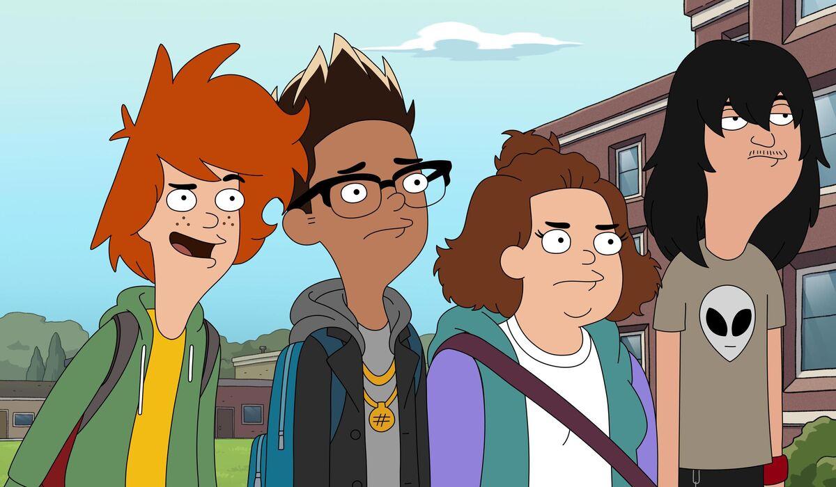 Анимационный ситком «Дунканвилль» продлен на третий сезон