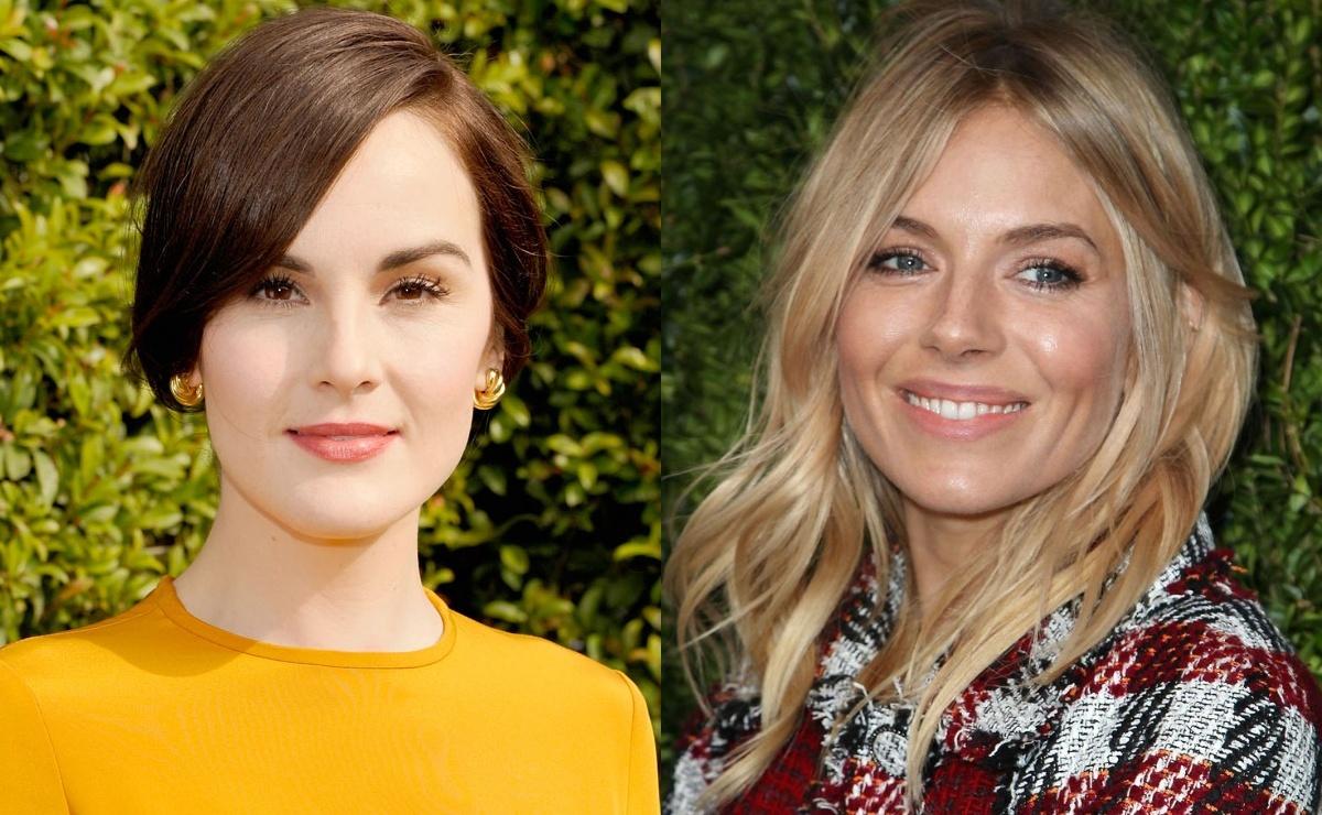 Сиенна Миллер и Мишель Докери сыграют в сериале об «элитном» британском скандале