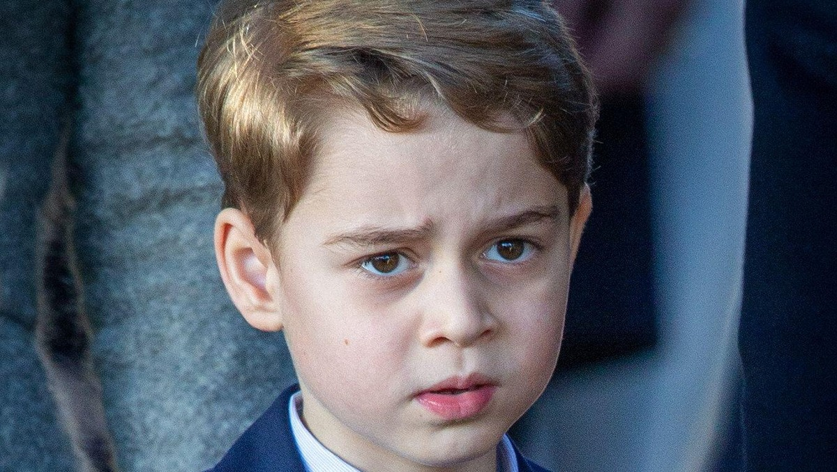 Сразил всех: принц Джордж пустил слезу на матче сборной Англии по футболу