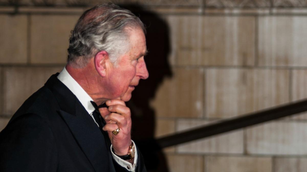За бешеные деньги: машину принца Чарльза выставили на продажу