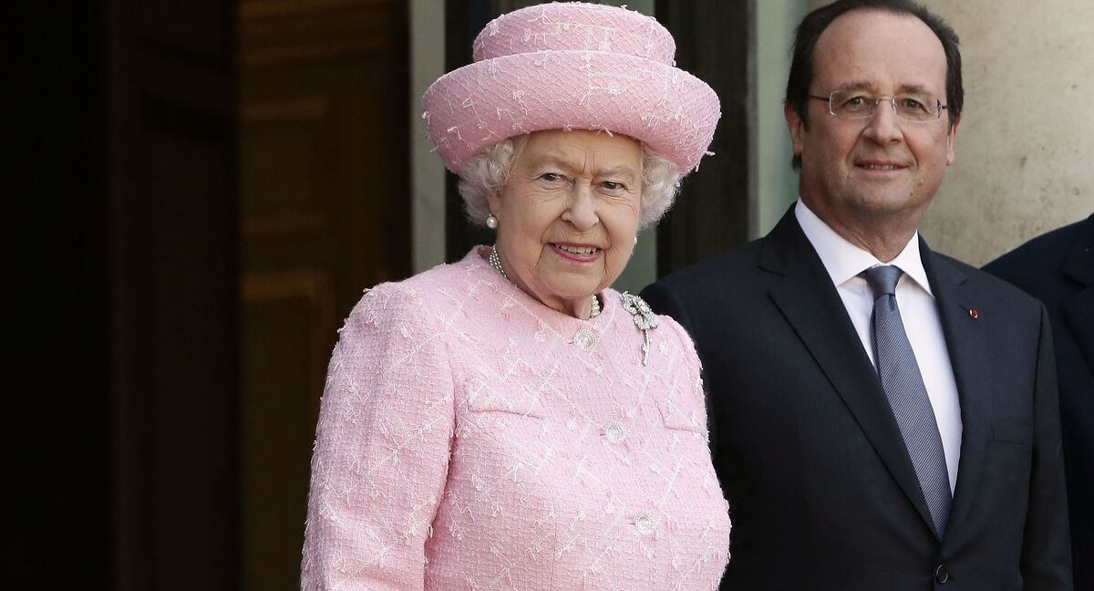 Улыбка Елизаветы II умилила всю Великобританию